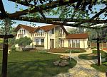 Загородный дом в Токсово