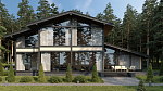 Проект фахверкого дома