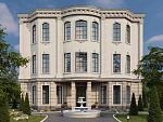 Дом в дворцовом стиле